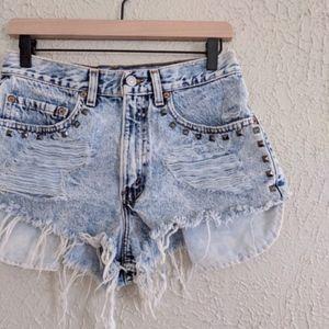 Levi's Shorts - Furst of a Kind Levi's Cutoff Shorts